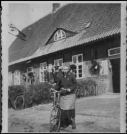 Bild: Dörpschaul Garlitz bi 1933/1936